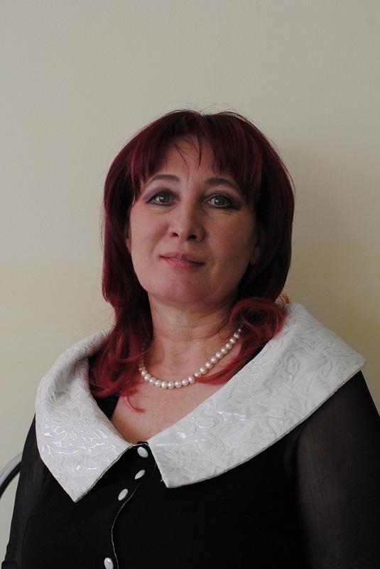 Гафарова Елена Аркадьевна